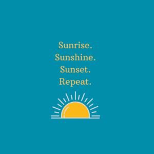 Perth Wellness Coach Sunlight Perth Beach